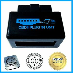 MASERATI PERFORMANCE CHIP - ECU PROGRAMMER - P7 POWER PLUG - PLUG N PLAY 4.7L V8