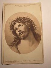 Guido Reni - Ecce homo - Jesus mit Dornenkrone - Kunstbild / KAB