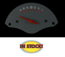 Classic Instruments 1955-56 Chevy BelEra Gear Selector Indicator Gray OD - BE06G