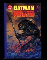 BATMAN VERSUS PREDATOR SET 1-3 PRESTIGE FORMAT(9.2)SUYDAM-KUBERT-GIBBONS(sr005)