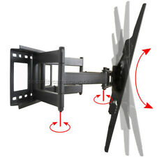 "Articulating TV Wall Mount Tilt for Sharp AQUOS 40 42 50 55 60 65 70 80"" LED BR6"