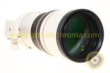 Obiettivo canon EF 300mm f/4 IS L