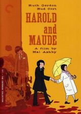 DVD NTSC 1 Harold and Maude Criterion Collection
