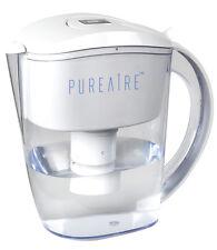 PureAire eau filtrée alcaline carafe Inc 2x filtres 3,5 litres antioxydant riche