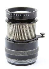 vintage lens Carl Zeiss Jena, Tele - Tessar 1: 6,3  f= 25cm / 250mm, date 1920's