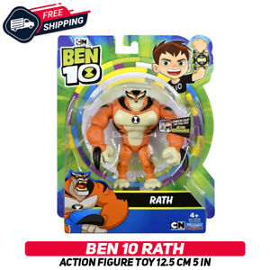 Ben 10 RATH Action Figure Toy 12.5 cm 5 Inch Original Very Rare New Sealed