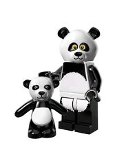 The LEGO Movie 71004 Panda Guy Panda Suit Guy minifigure minifigures New