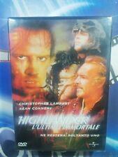 HIGHLANDER L'ultimo immortale DVD *