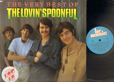 LOVIN SPOONFUL Very Best of LP Summer in the City DAYDREAM Rain on the Roof