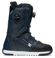 DC Control Boa Snowboard Boots Mens Size 11.5 Dark Blue New 2020 Dual Boa