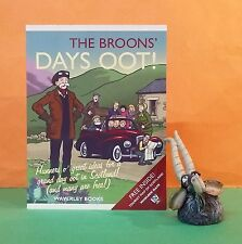 D Donaldson: The Broons' Days Oot! /Scotland/travel guides/humour/comic strips