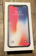 Apple iPhone X 256GB, Unlocked, Space Gray