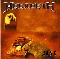 MEGADETH-RISK-JAPAN SHM-CD BONUS TRACK