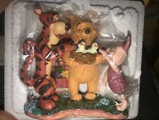 Disney Simply Pooh Figurine - A BABY Pooh sighed Even smaller than me - NIB