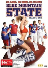 Blue Mountain State : Season 1 (DVD, 2014, 2-Disc Set)