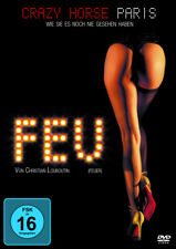 Bruno Hullin - FEU (FEUER) von Christian Louboutin Le Crazy Horse Paris, 1 DVD