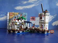 LEGO® Pirates 6242: Soldiers'' Fort 100% complete
