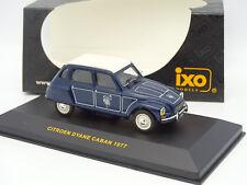 Ixo 1/43 - Citroen Dyane Caban 1977