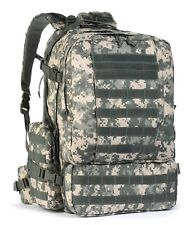 Military US Army ACU Diplomat Tactical Backpack Bug Out Bag Lg 3Day Holds Laptop