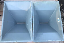 Altec Lansing MR94 Mantaray Constant Directivity Horns ONLY Pair