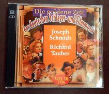 401365Doppel-CD - Die goldene Zeit der deutschen Schlager- und Filmmusik Vol. 10