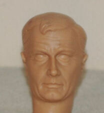 1/6 SCALE CUSTOM MAN FROM UNCLE ROBERT VAUGHN NAPOLEON SOLO ACTION FIGURE HEAD