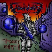 Voivod - Target Earth (NEW CD)