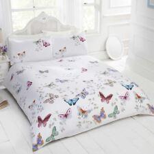 Mariposa Butterfly Multi Single Duvet Set by Rapport