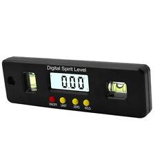 150Mm Mini Nivel de Pantalla Digital ElectróNico MagnéTico InclinóMetro Hor V4A1