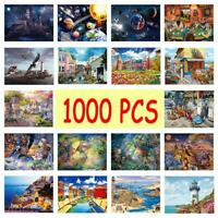 ✅1000 Pieces Children Adult Kids Puzzles Educational Toy Decor Jigsaw Xmas Gift✅