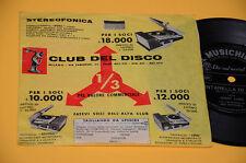 """7"""" 45 FLEX DISC (NO LP ) JENNY LUNA TINTARELLA DI LUNA OTTIME CONDIZIONI"""