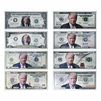 Trump Silver Bill variety 8 PACK Trump Banknote Trump Limited Edition