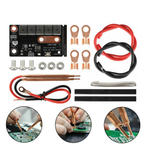 12V Portable Mini DIY Battery Energy Storage Spot Welder Pen PCB Circuit Board