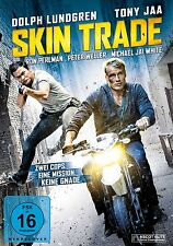 "DVD * SKIN TRADE | DOLPH LUNDGREN # NEU OVP """