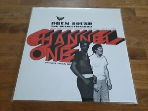 Drum Sound The Revolutionaries , More Gems From Channel One REDUCED  LAST FEW !!