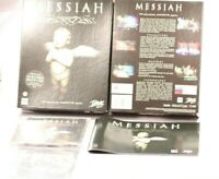 PC CD-ROM GAME -- MESSIAH -- WINDOWS 95 -- BY INTERPLAY 1999 AUDIO CD INCLUDED