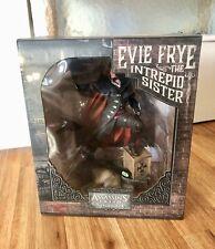 Neues AngebotAssassins Creed Syndicate Evie Figur Statue Ultra Selten!Top Zustand!
