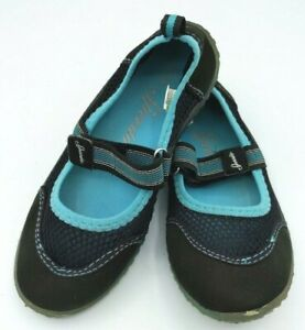 Speedo Kids Water Shoes Blue Size Small 13/1