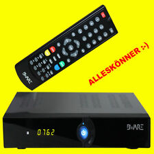 BeWARE JB007 CI CX HD SAT-RECEIVER 2x USB LAN FULL HDTV PAYTV NEUe BWARE SKY HD+
