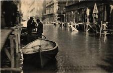 CPA La Grande Crue de la Seine. 107 Rue de Bellechasse (561657)