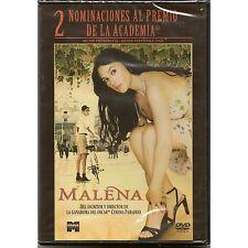 Malena DVD NEW Del Director De Cinema Paradiso Factory Sealed!