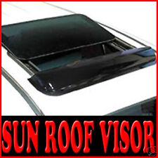 Sun Roof Smoked Rain Visor Universal fit Size Medium