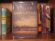 The Story of Edgar Sawtelle  David Wroblewski  Signed True 1st HC   Unread copy