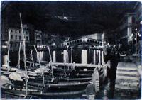 1975 VENEZIA notturno Canal Grande Ponte di Rialto - ediz.Standa
