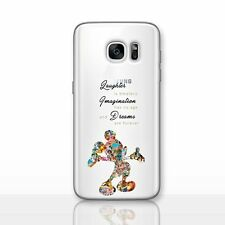 Disney Quote Fan Art GEL Case for Samsung Galaxy S6 Edge G925 Silicone Cover