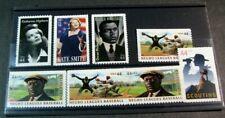 US Stamp Scott# 4461,4463-4466,4472 Negro Leagues Baseball 2010  MNH L363 BK26