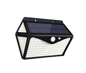 XHY-140 140 LED Solar Powered Motion Sensor Outdoor Light w/3 motion sensor mode