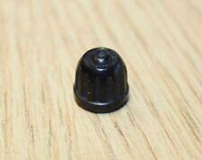 NEW GENUINE AUDI A4 A6 A3 A5 A7 Q5 Q7 BLACK TYRE VALVE DUST CAP