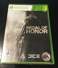 Medal of Honor Microsoft Xbox 360 Very Good Condition Complete