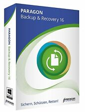 Paragon Backup & Recovery 16 Download Version EAN 4023126118950